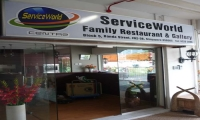 ServiceWorld Family Restaurant & Gallery